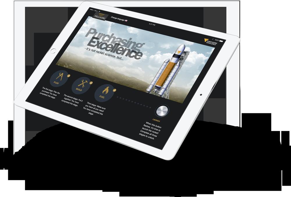 tablet rocket