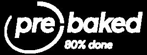 Prebaked – 80-prosenttisesti valmiita koulutuksia Logo
